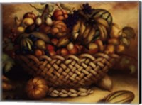 Fruit Basket Fine Art Print