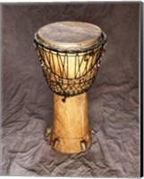 Djembe Drum West Africa Fine Art Print