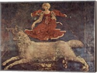 Francesco del Cossa Aries Fine Art Print