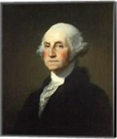 Gilbert Stuart Williamstown Portrait of George Washington Fine Art Print