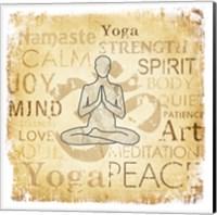 Namaste Fine Art Print