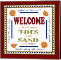 Beach Sand Fine Art Print