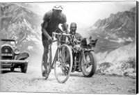 Federico Ezquerra  Tour de France 1934 Fine Art Print