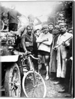 First Tour de France 1903 Fine Art Print