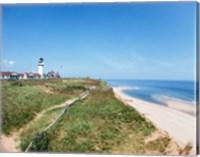 Cape Cod Lighthouse (Highland) North Truro Massachusetts USA Fine Art Print