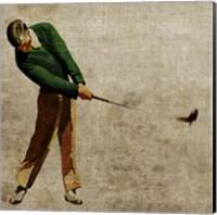 Vintage Sports II Fine Art Print