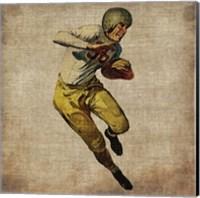 Vintage Sports III Fine Art Print
