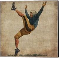 Vintage Sports V Fine Art Print