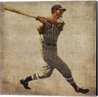 Vintage Sports VI Fine Art Print