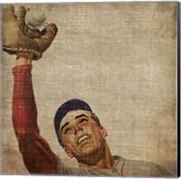 Vintage Sports VIII Fine Art Print