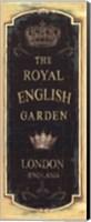 Garden View IX - Royal English Fine Art Print