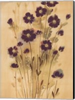 Aubergine Elegance Fine Art Print