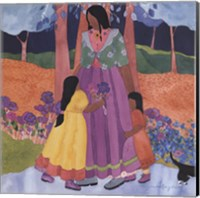 La Familia Fine Art Print