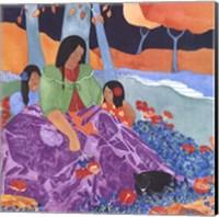 Mis Hijas Fine Art Print