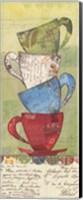 Come For Tea Fine Art Print