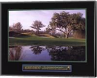 Achievement-Golf Fine Art Print