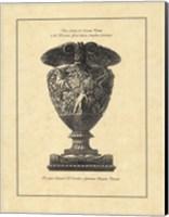 Vintage Harvest Urn I - Vaso Antico Fine Art Print