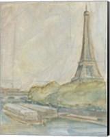 View of Paris II Fine Art Print