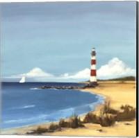 Sandy Point Fine Art Print