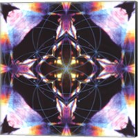 Crystal Refraction #12 Fine Art Print