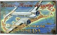 Lockheed Fine Art Print