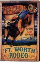 Rodeo Fine Art Print