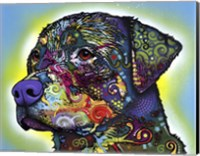 The Rottweiler Fine Art Print