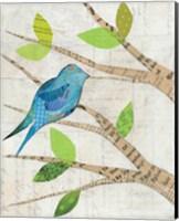 Birds in Spring I Fine Art Print