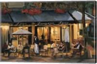 La Brasserie Fine Art Print