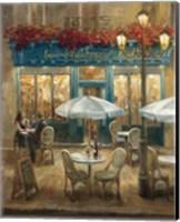 Paris Cafe I Fine Art Print