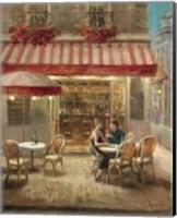 Paris Cafe II Fine Art Print