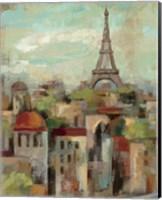 Spring in Paris II Fine Art Print