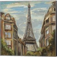 A Moment in Paris I Fine Art Print