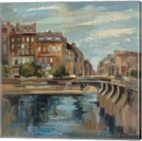 A Moment in Paris II Fine Art Print