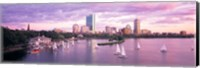 Dusk Boston MA Fine Art Print