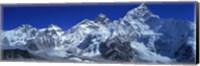 Himalaya Mountains (Mt Everest), Nepal Fine Art Print