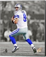 Tony Romo 2013 Spotlight Action Fine Art Print
