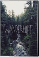 Wanderlust Rainier Creek Fine Art Print