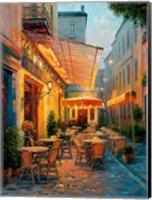 Cafe Van Gogh 2008, Arles France Fine Art Print