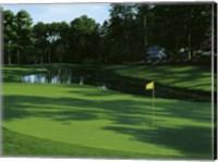 Golf Course 3 Fine Art Print