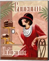 French Chocolate II Fine Art Print