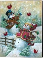 Gotta Love Snow Fine Art Print