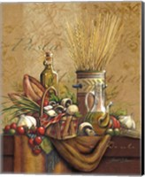 Pasta Italiano Fine Art Print