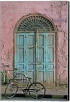 Door in Luxor, Egypt Fine Art Print