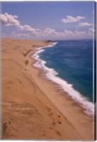 Mozambique, Bazaruto, Benguerra Island, Coastline Fine Art Print