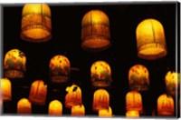 Traditional Lanterns, China Fine Art Print