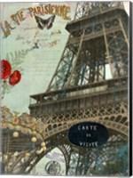 La Vie Parisienne Fine Art Print