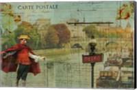 Paris Revealed Fine Art Print