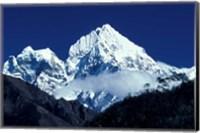 Asia, Nepal. Himalayan Mountains Fine Art Print