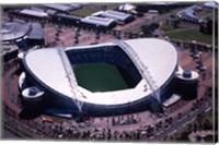 Stadium Australia, Olympic Park, Sydney, Australia Fine Art Print